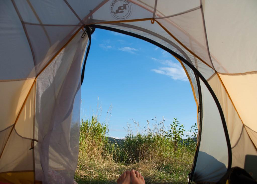 Tent Feet