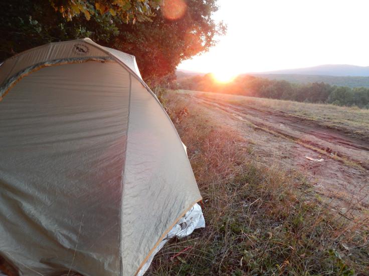Bulgarian sunset