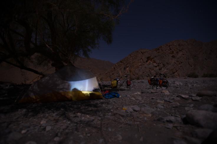 Moonlight Wadi