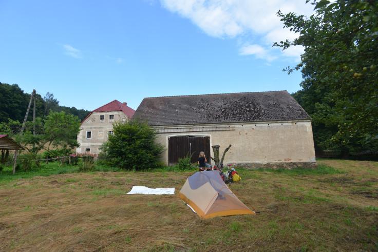 Farm Camping in Poland