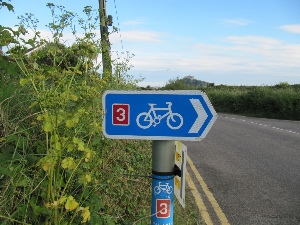 Tintagel to Halwyn Farm, Penzance (6)