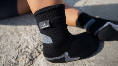 Sealskinz waterproof socks!