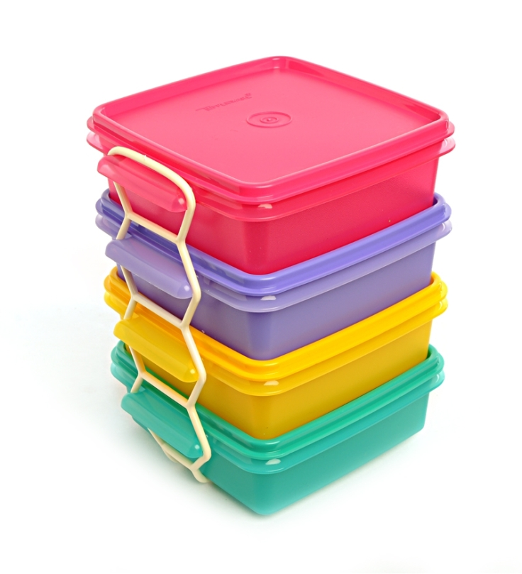 Interested in keeping dinner for lunch the next day? Bring a piece of tupperware!