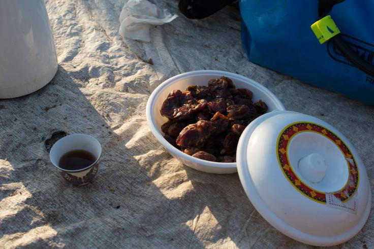Omani Coffee & Dates